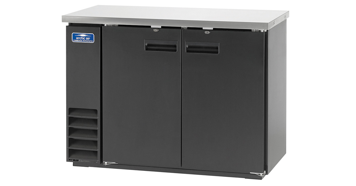 Arctic Air Back Bar Refrigerator ABB48