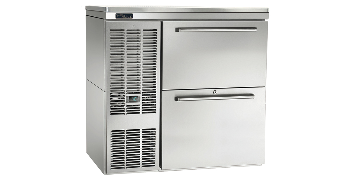 Perlick Self-Contained Back Bar Refrigerators