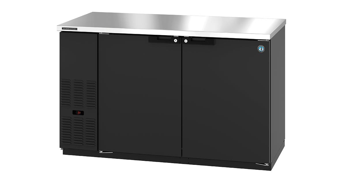 Hoshizaki HBB-2-59 Back Bar Refrigerationn