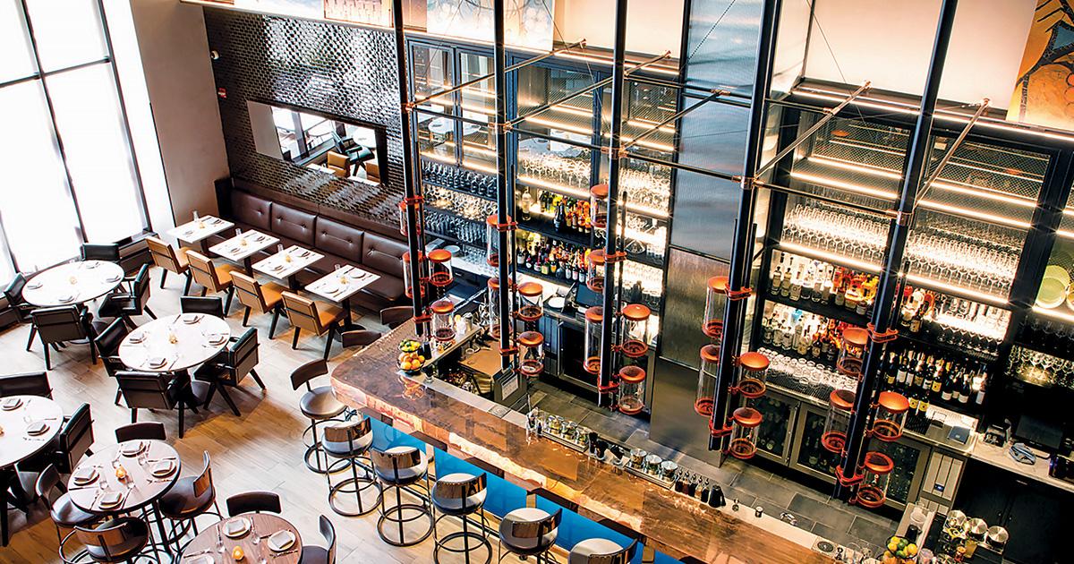 The Albert Chicago Back Bar Refrigeration