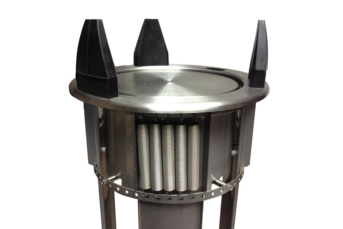 Carter Hoffman Plate Dispenser Tension Springs