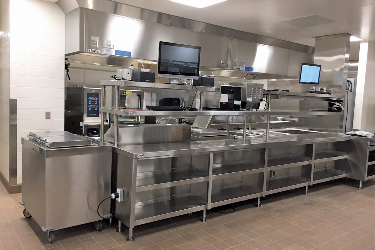 Webb Foodservice Design Plate Dispenser With Casters