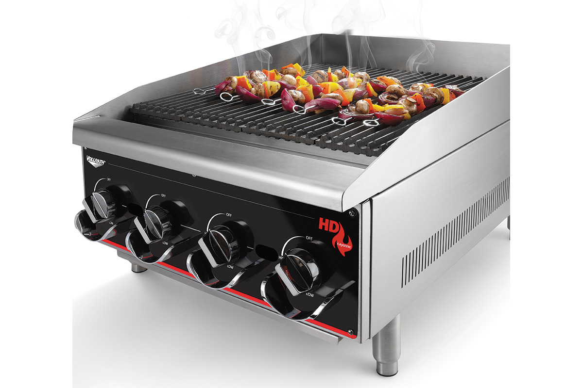 Vollrath charbroiler drip tray