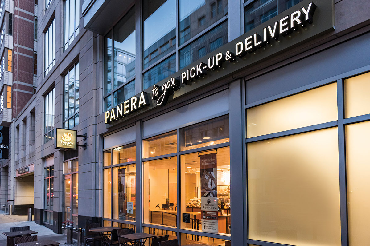Panera Pick Up and Delivery