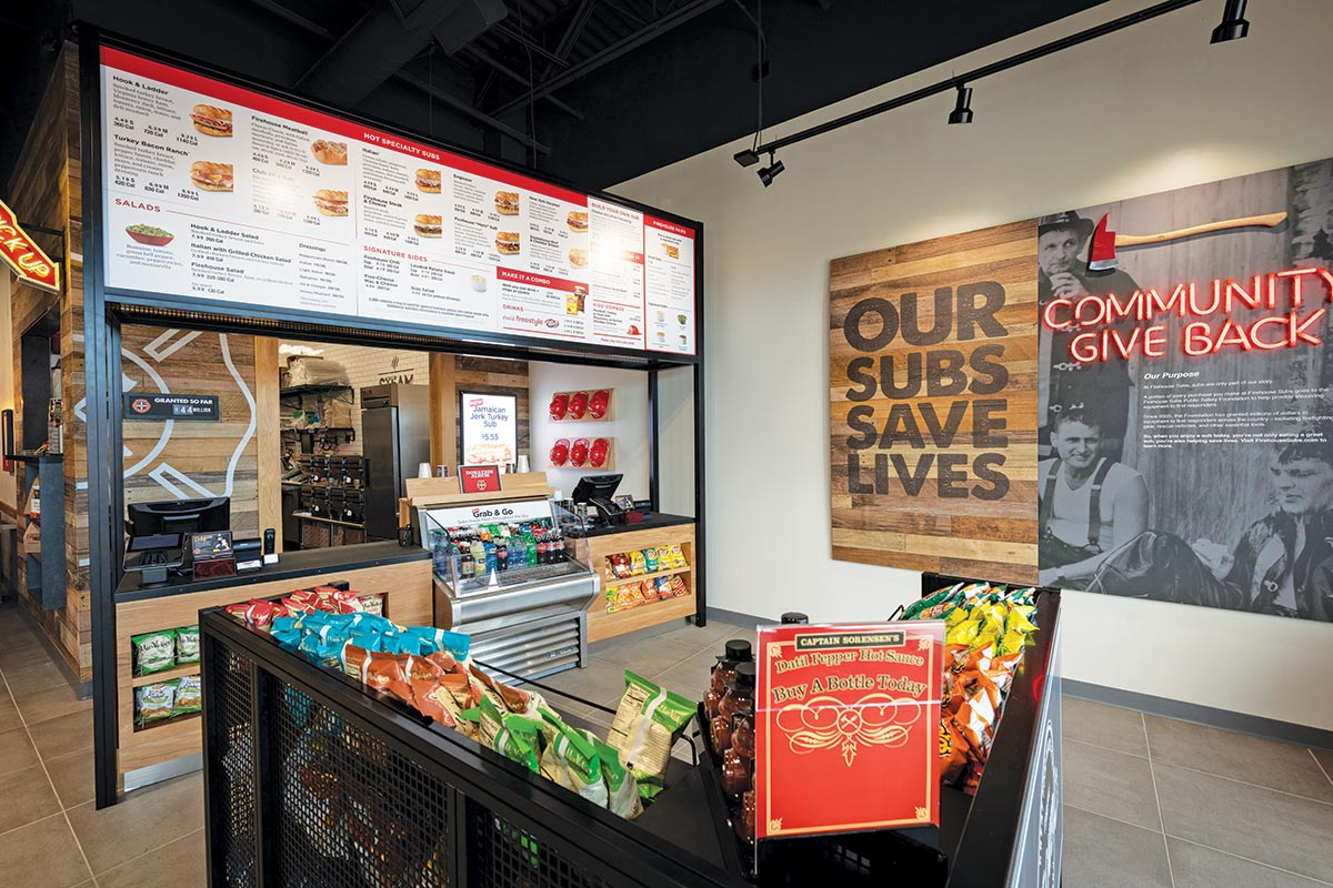 Firehouse Subs Restaurant of the Future Prototype