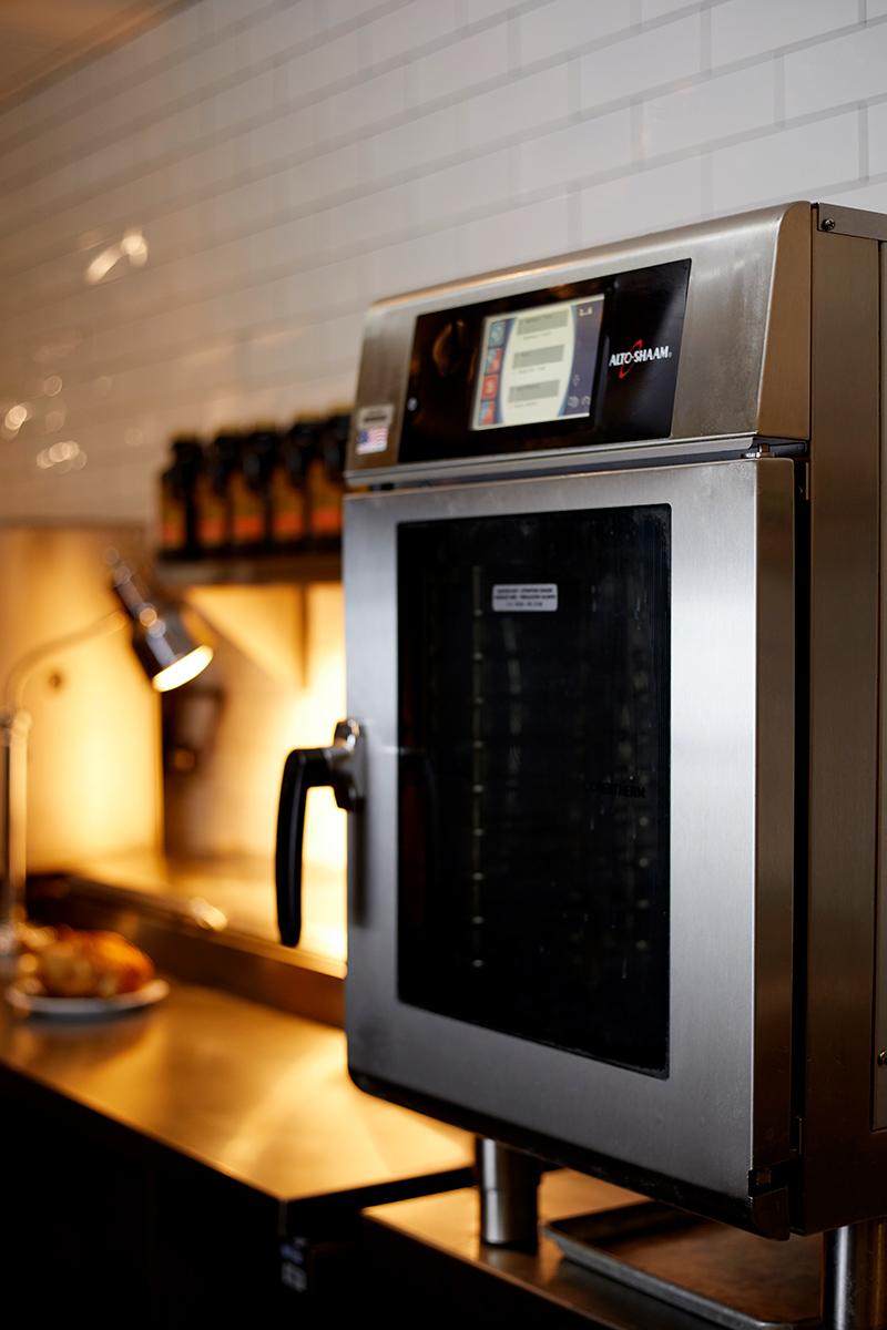 Alto Shaam Mini Combi Oven