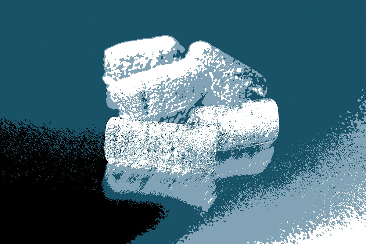 Chewable Ice