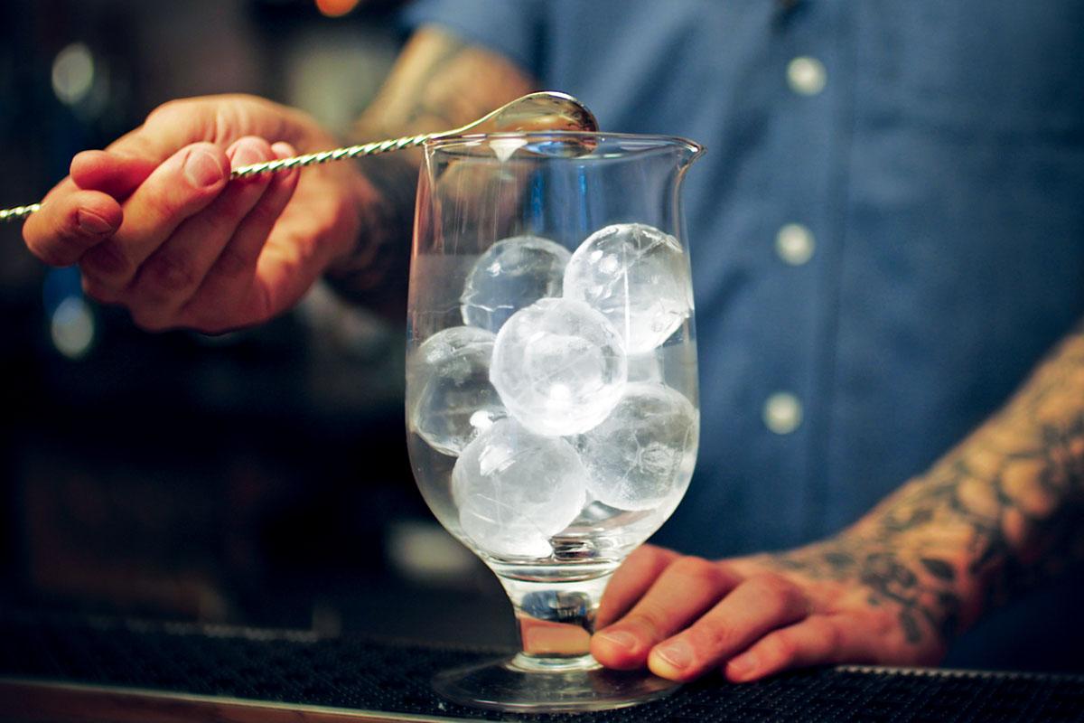 Hoshizaki Ice Machine Bartender