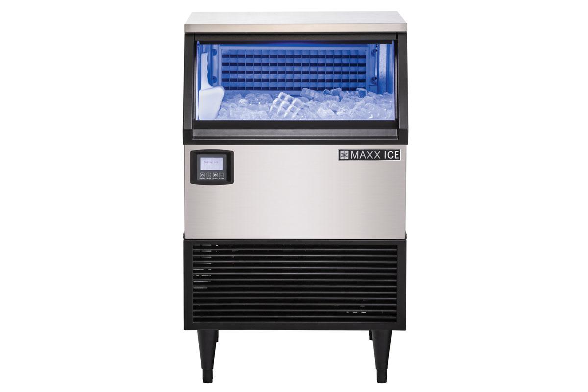 Maxx Ice Machine Front Breathing Design