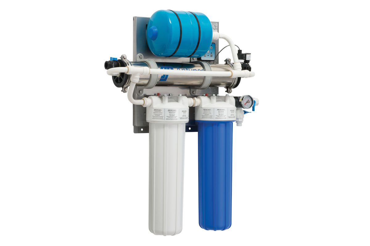 Antunes Water Filtration Unit