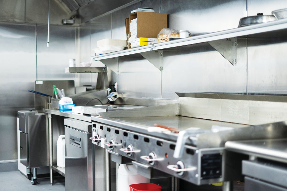 DoorDash Kitchens Private Bay