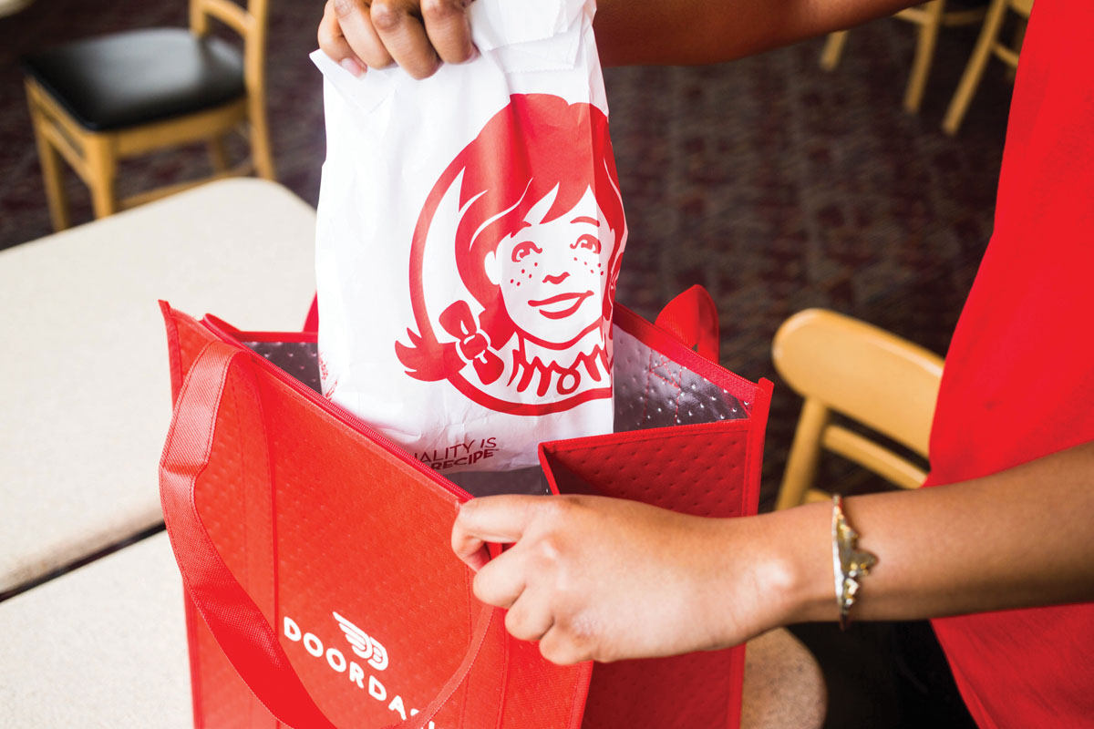 Wendy's Delivery