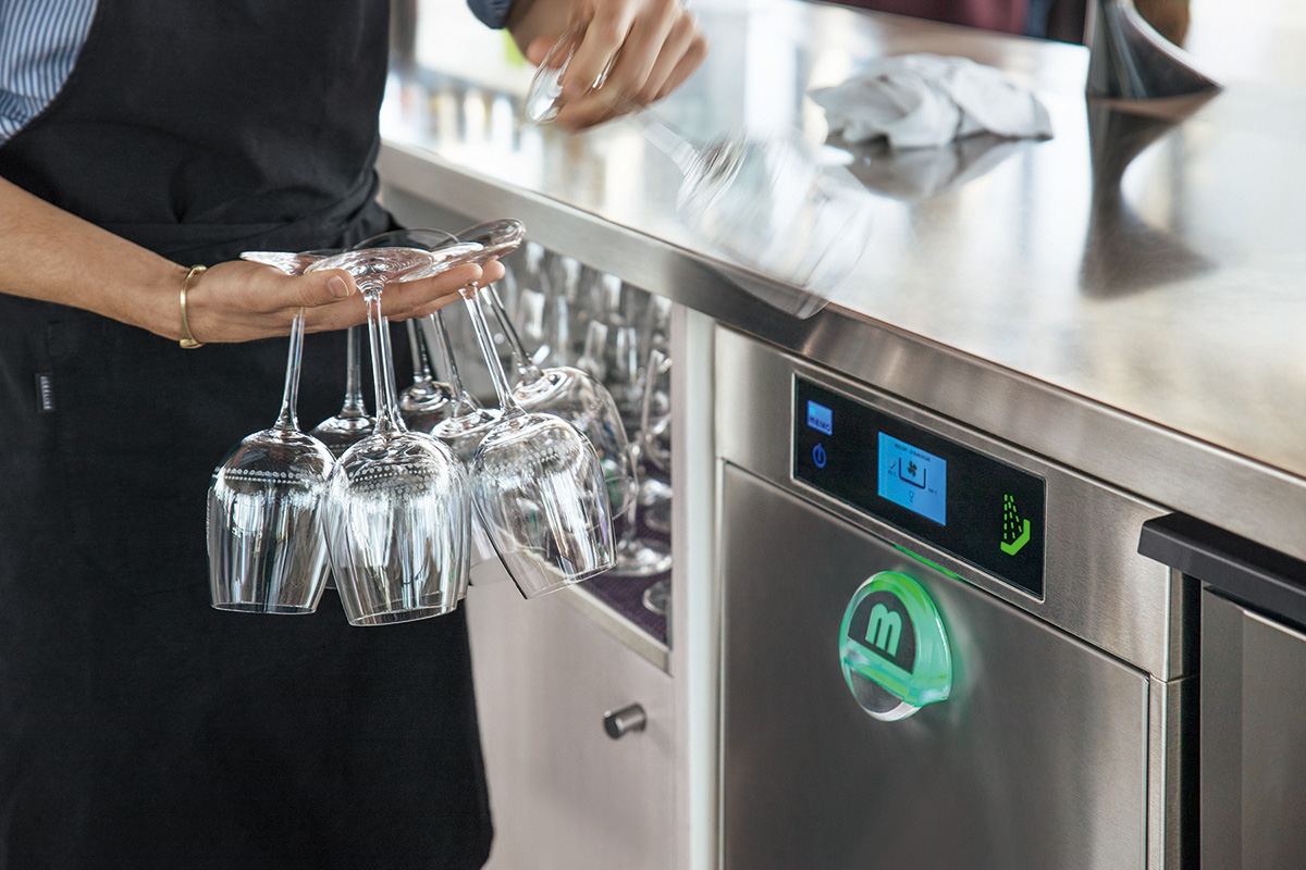 5 Factors for Choosing Undercounter Dishmachines