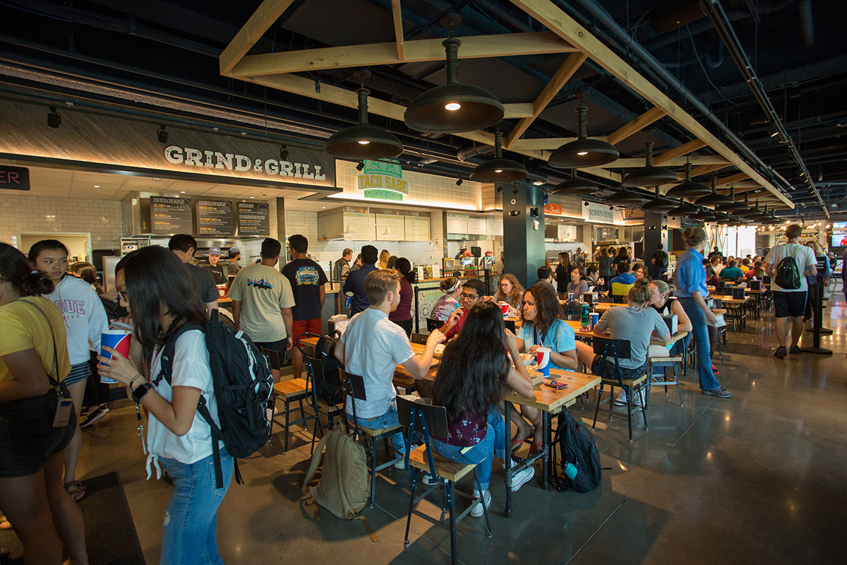 Crave Food Hall