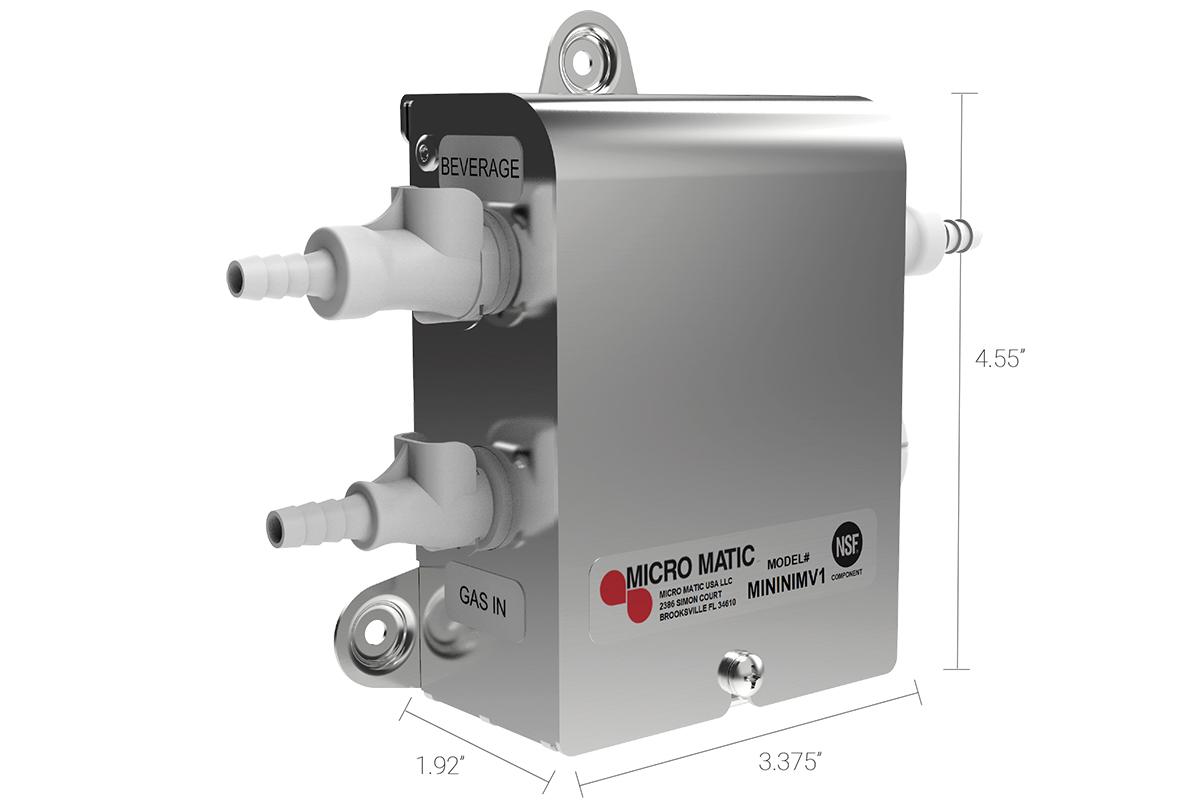 Micromatic Nitro Coffee Infusion Kit