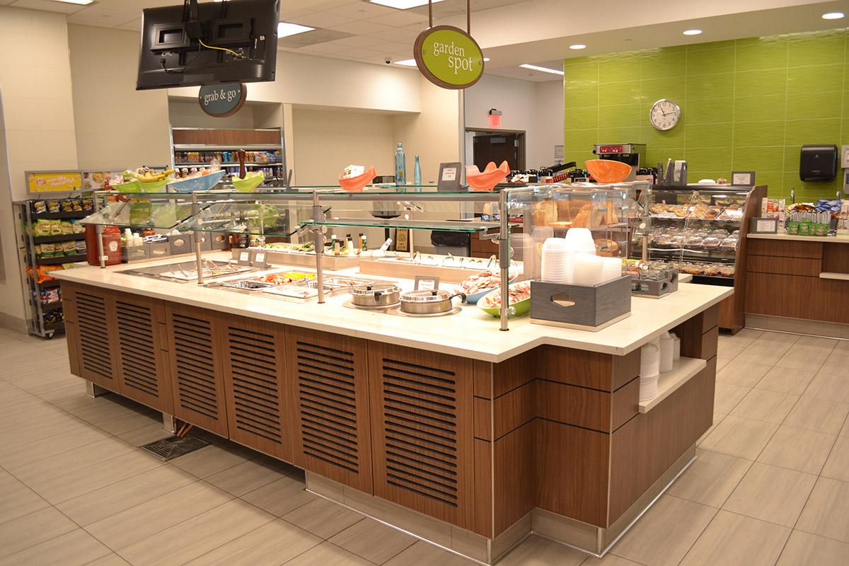 Redesign Boosts Menu Choices at Franciscan Health