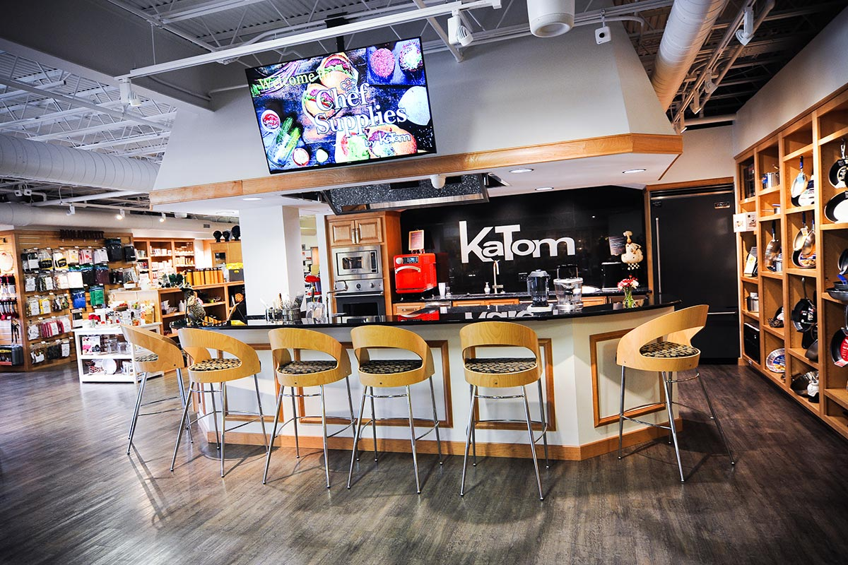 Management Excellence Award Winner Katom Restaurant Supply