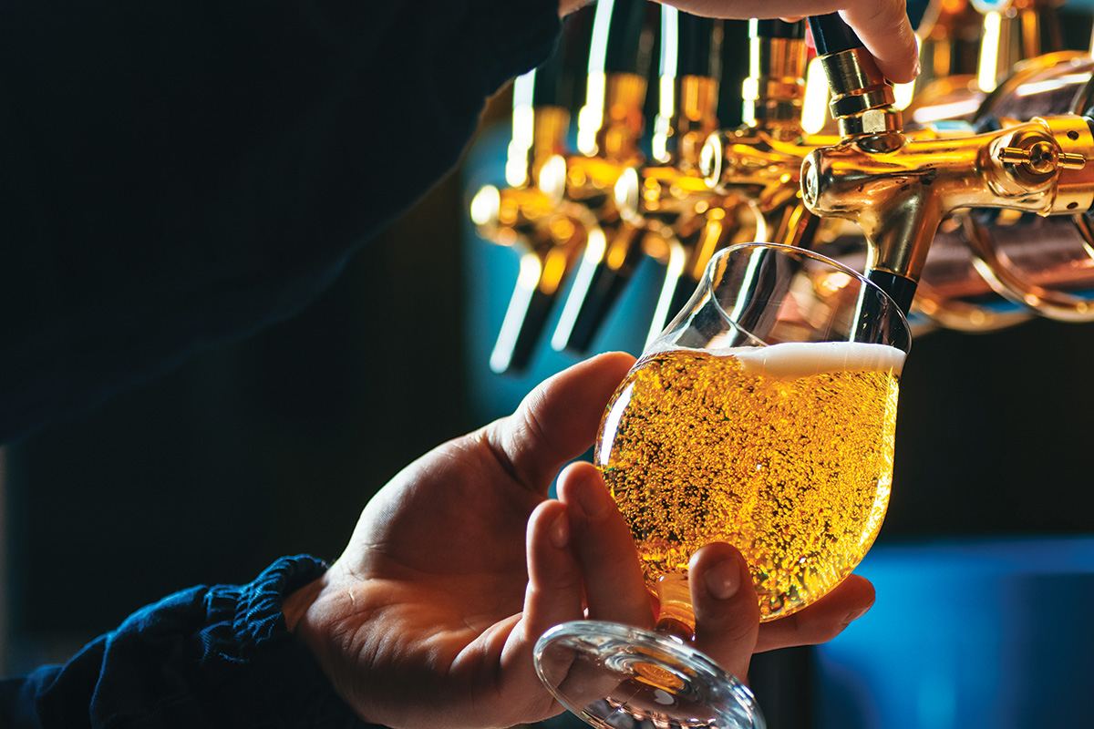 Why Clean Draft Beer Lines are the Secret to Pulling Profitable Pints