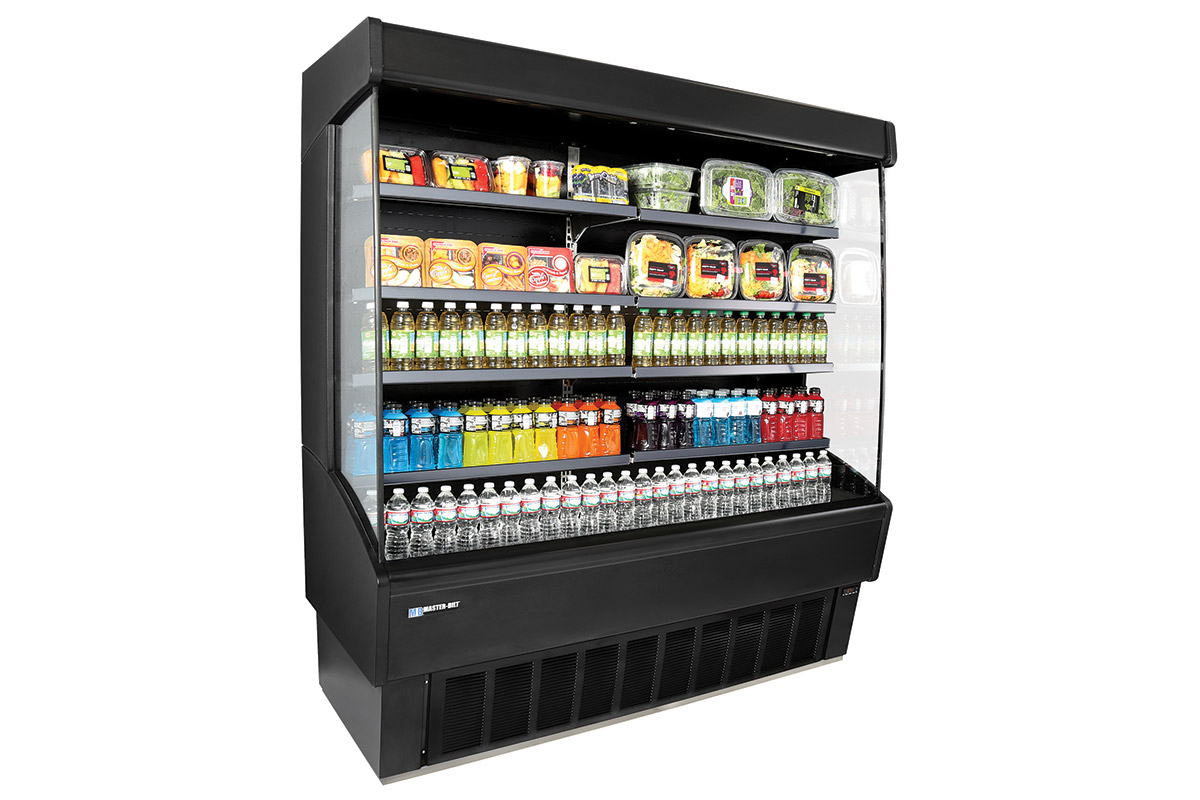 Master-Bilt Refrigerated Merchandiser