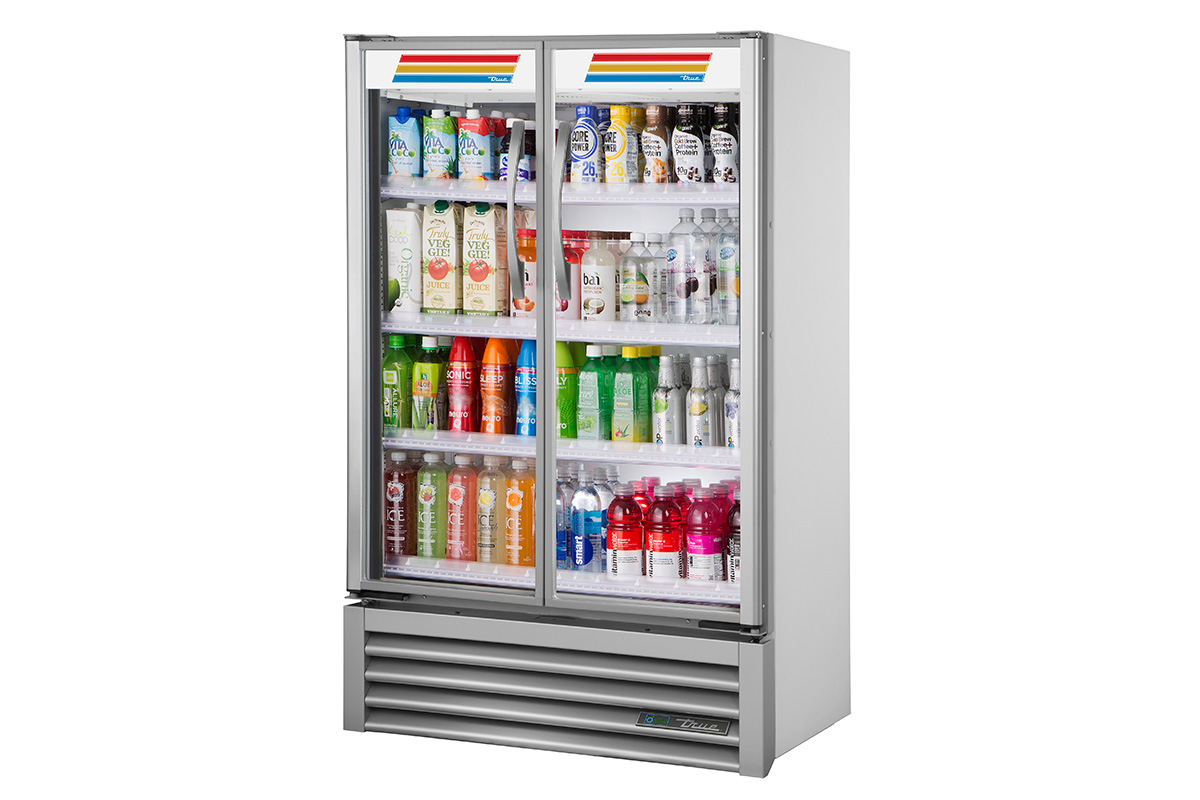 True Mfg Refrigerated Merchandiser