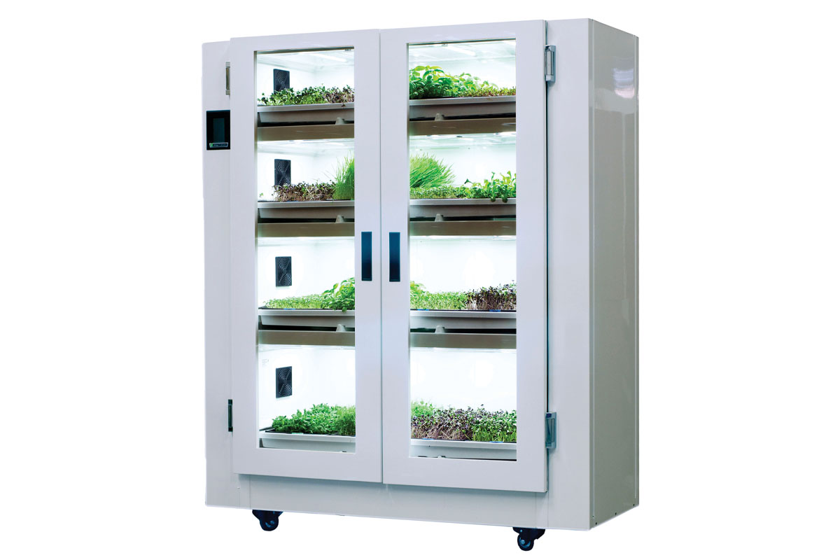 Urban Cultivator Microgreens Growing Cabinet