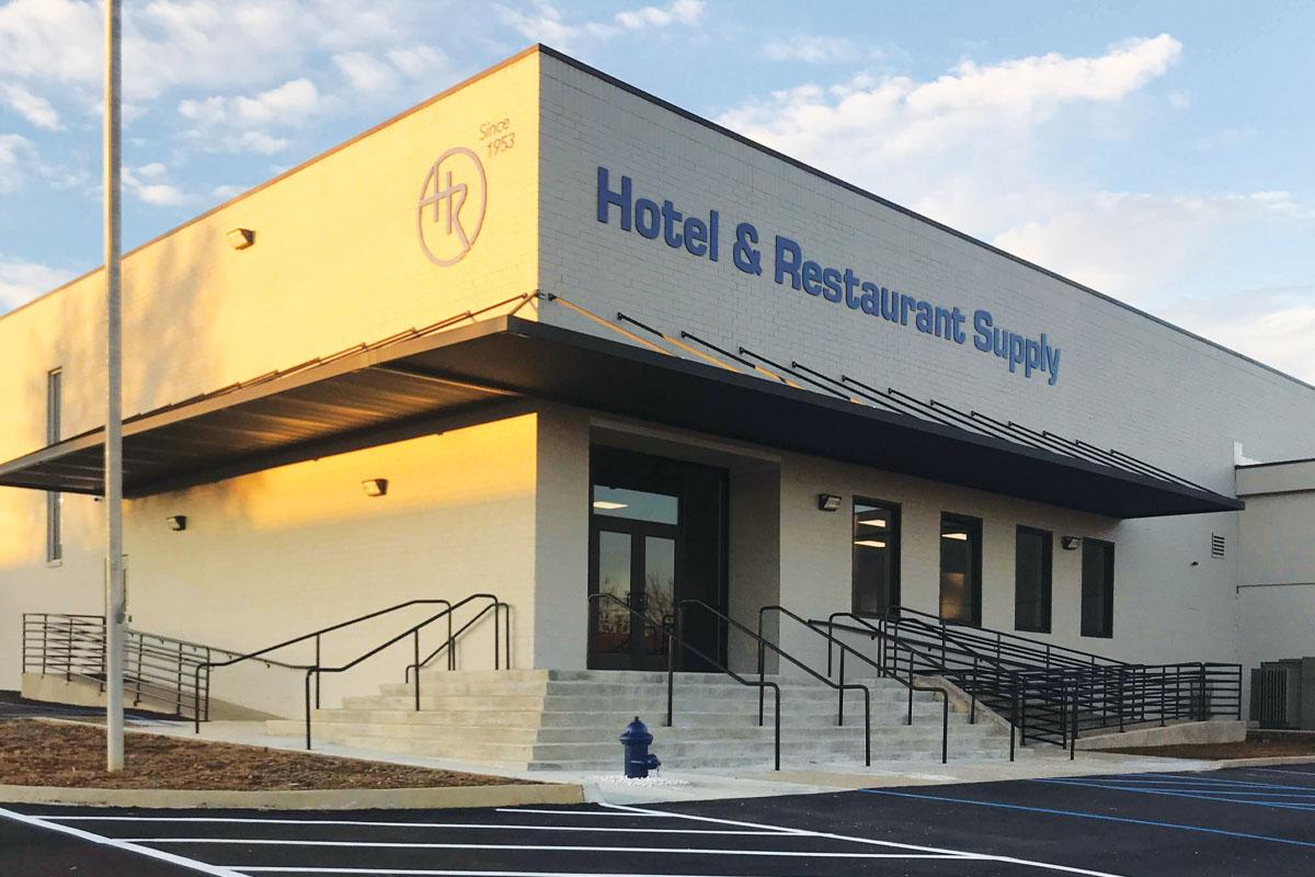 Hotel Restaurant & Supply Co
