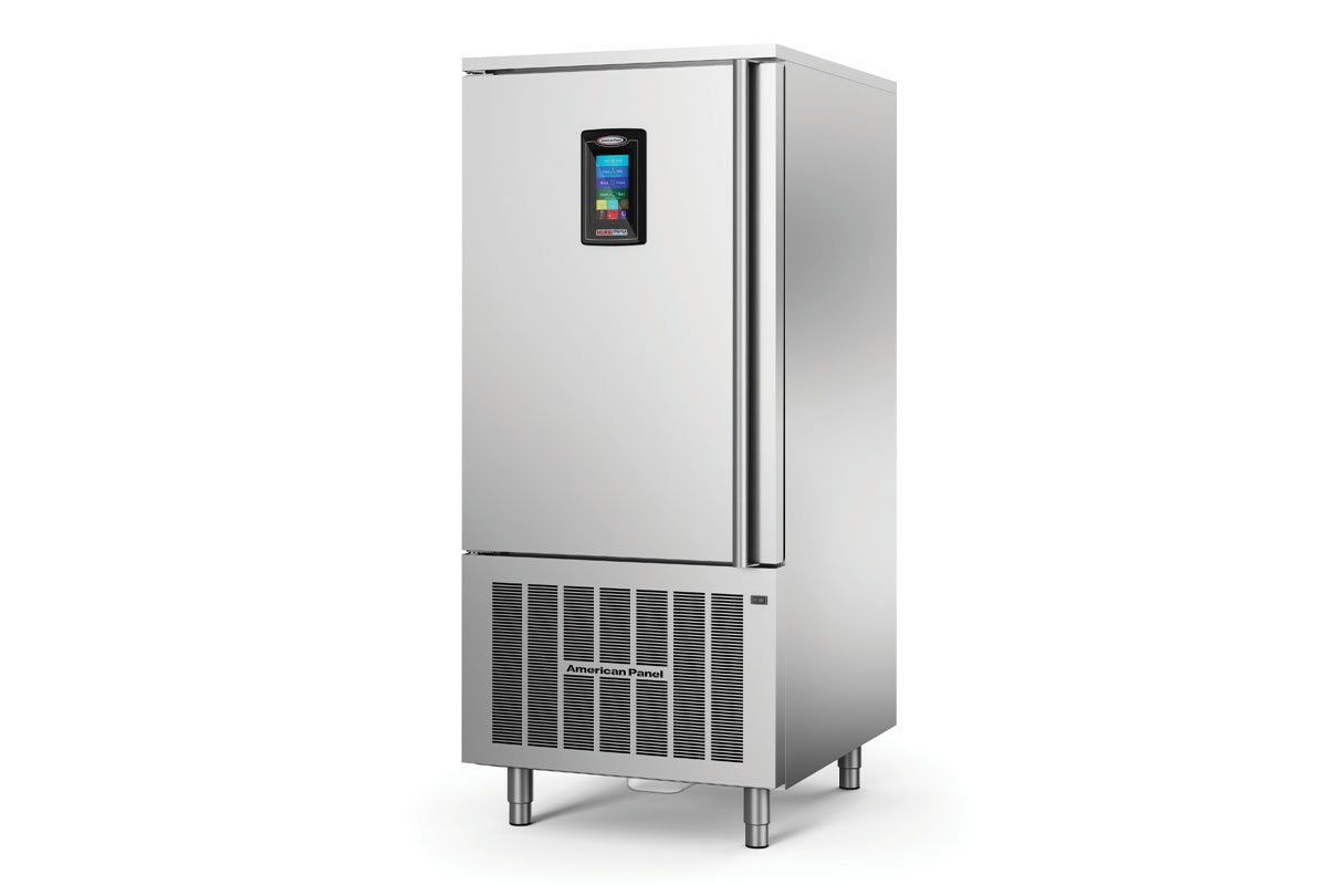 Blast Chiller With Touch Screen