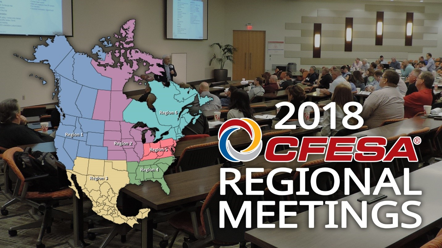 CFESA meetings