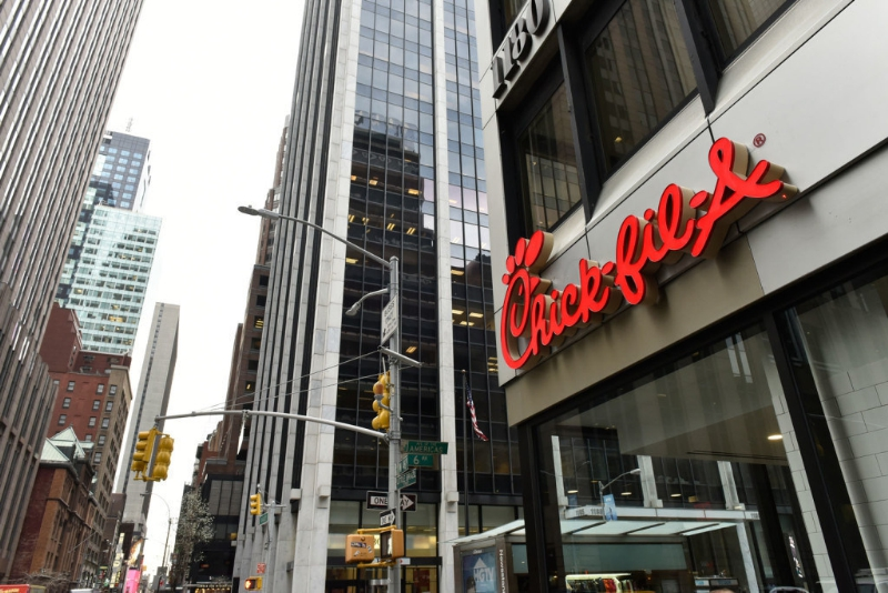 chick-fil-a nyc