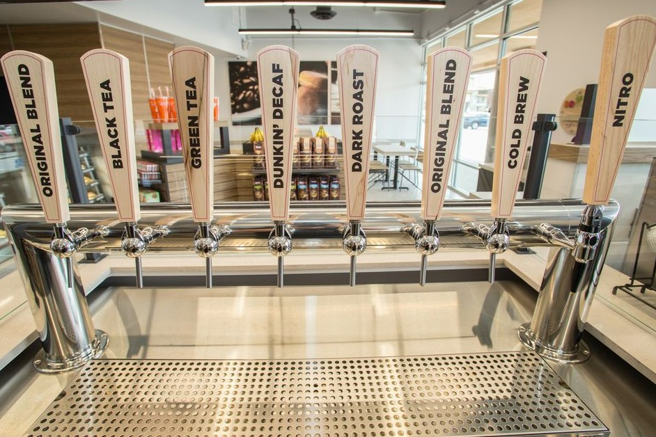 Dunkin' Donuts to Spend $60 Million on Coffee Equipment