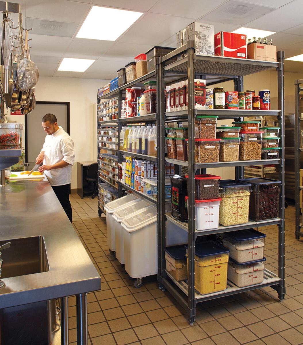 Kitchen Store Design: Foodservice Equipment