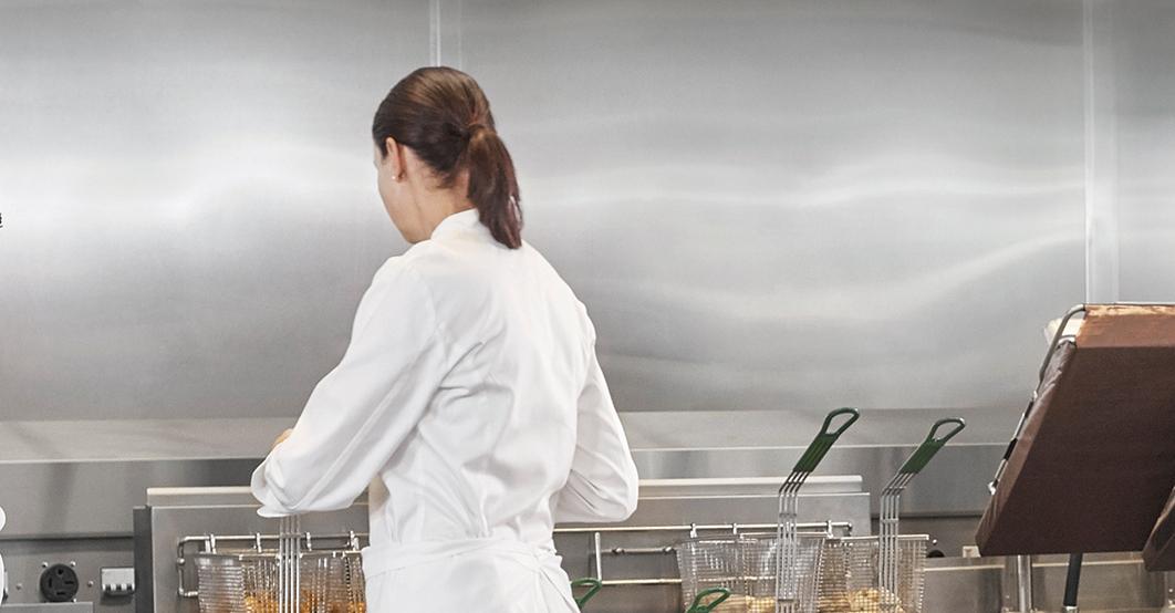 Fryer maintenance