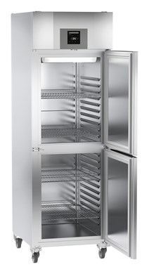 Liebherr reach-in refrigerator