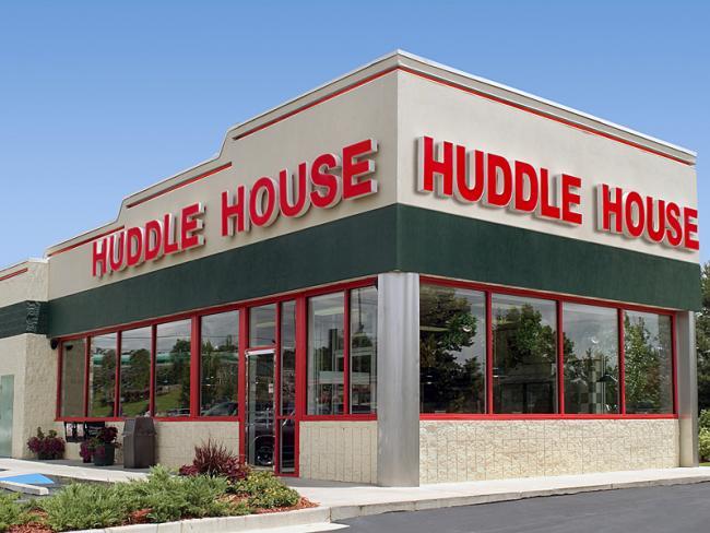 Huddle House ext