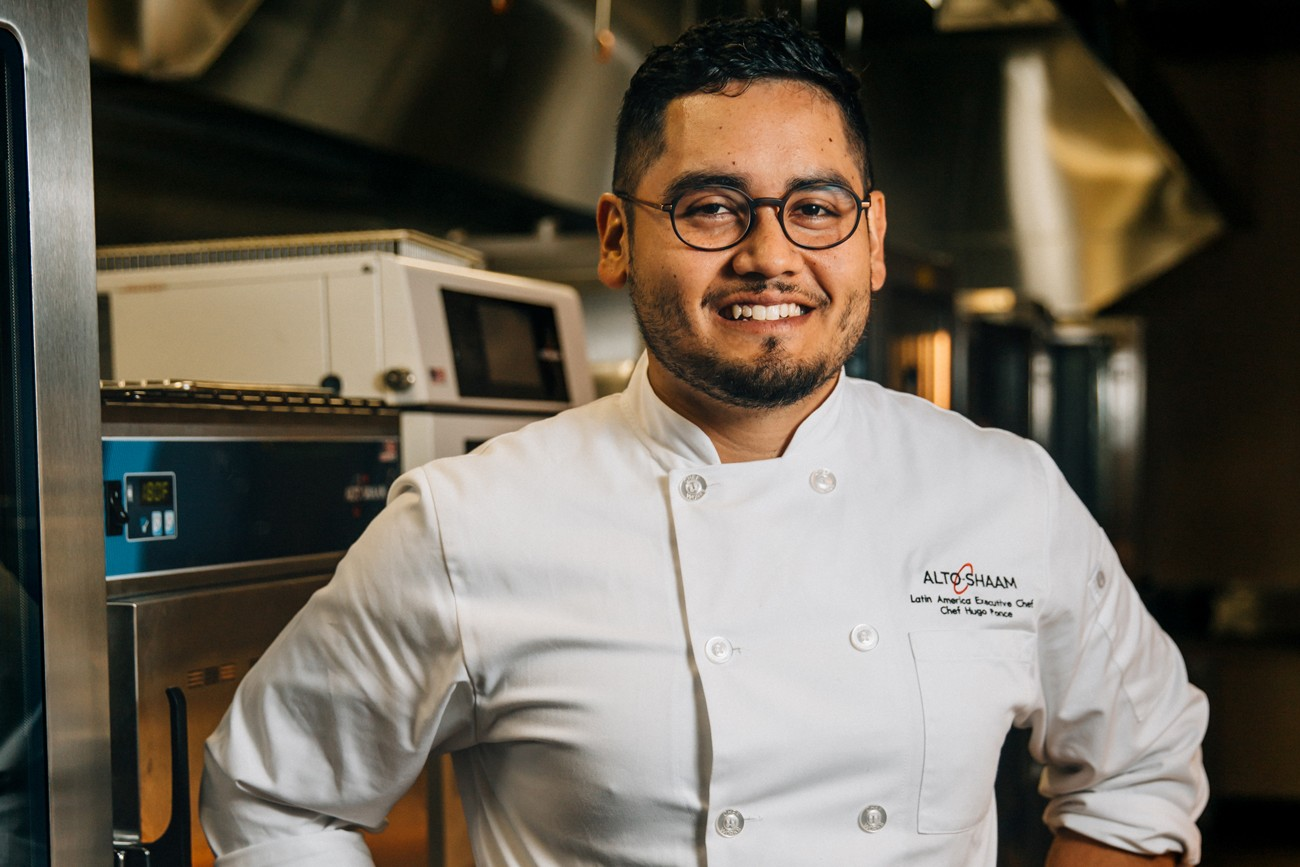 Chef Hugo Hernandez Ponce / Alto-Shaam