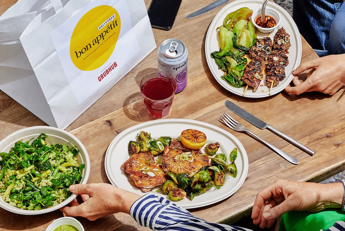 Bon Appetit Delivered-LEYE-Grubhub