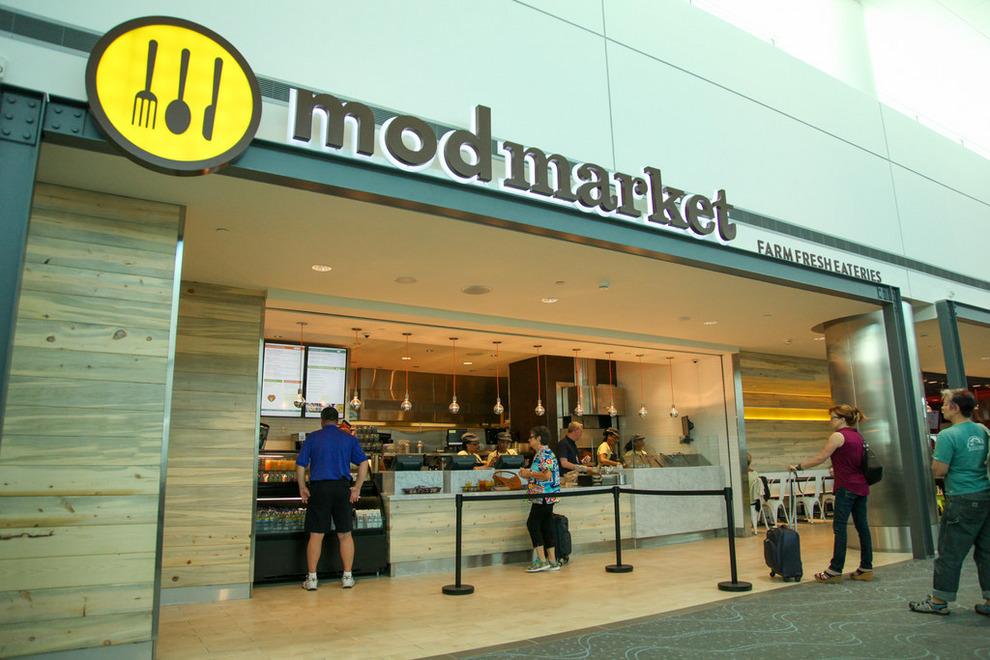 Modern Market Cafe