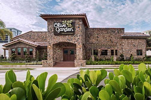 Olive Garden To Go Lifts Darden Profits: Darden Slates Up To 50 New Openings In '19