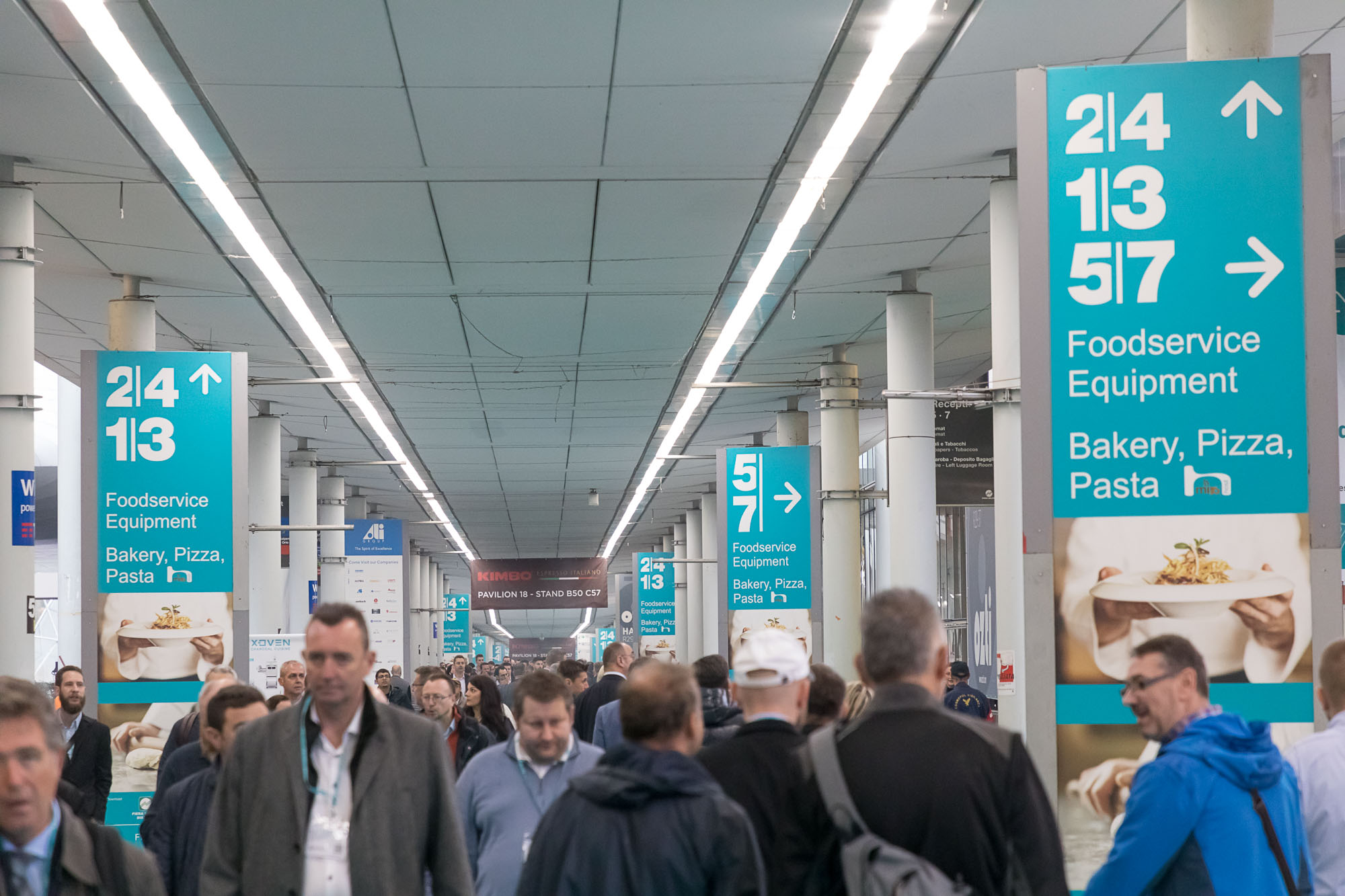 Host Milano 2019 Foodservice Equipment Show
