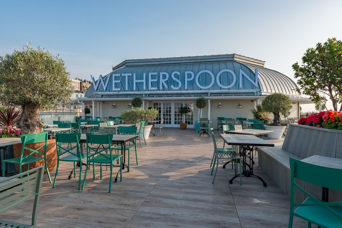Wetherspoon U.K. Pub Operator