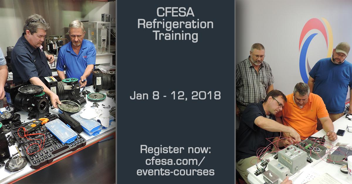 CFESA classes