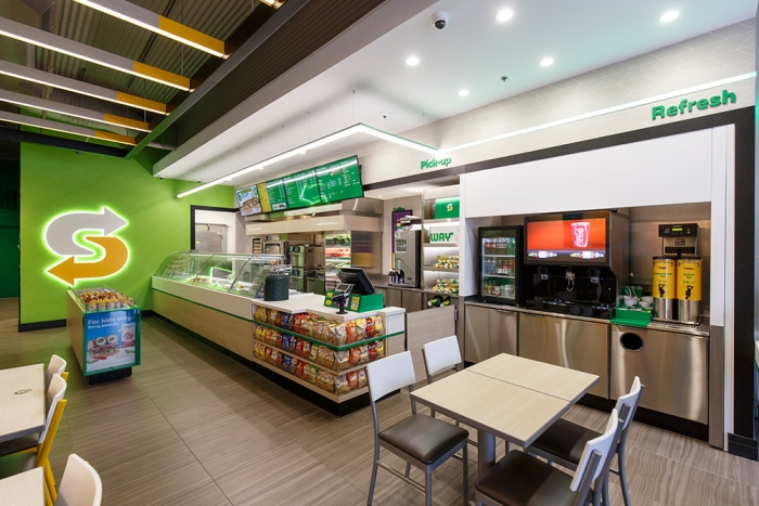Subway Rolls Out Forward Looking Design 2017 08 09