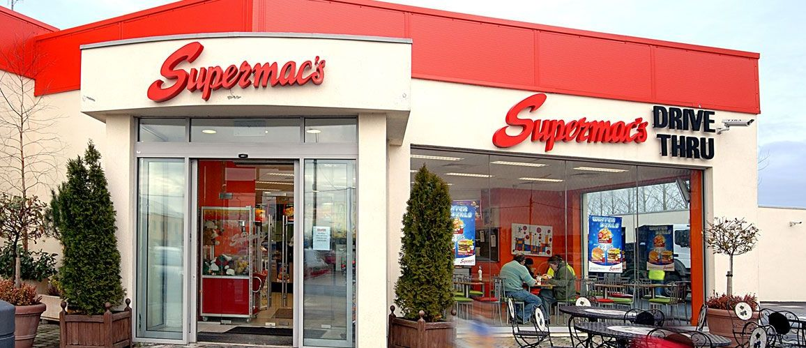 Supermac's Ireland