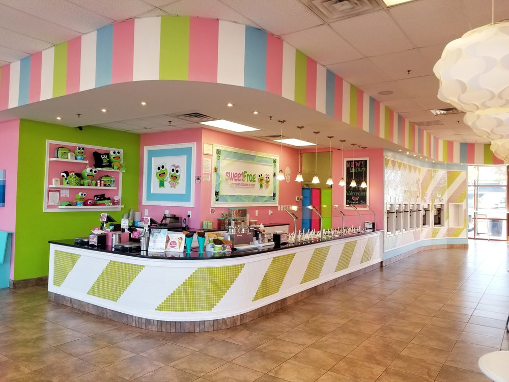 sweetfrog unit