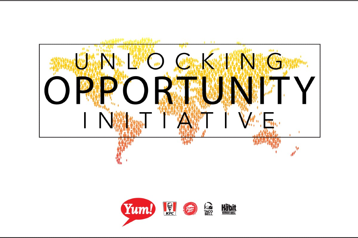 Yum Brands Unlocking Opportunity Initiative