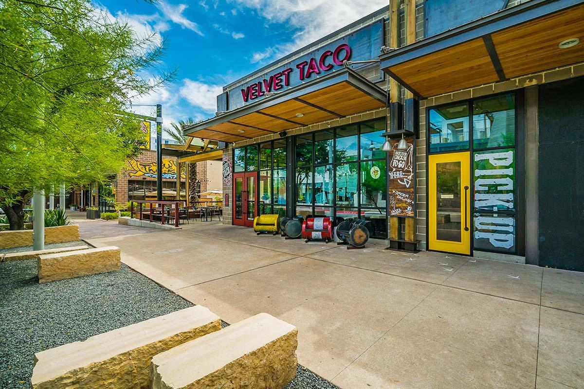 Velvet Taco Austin Texas