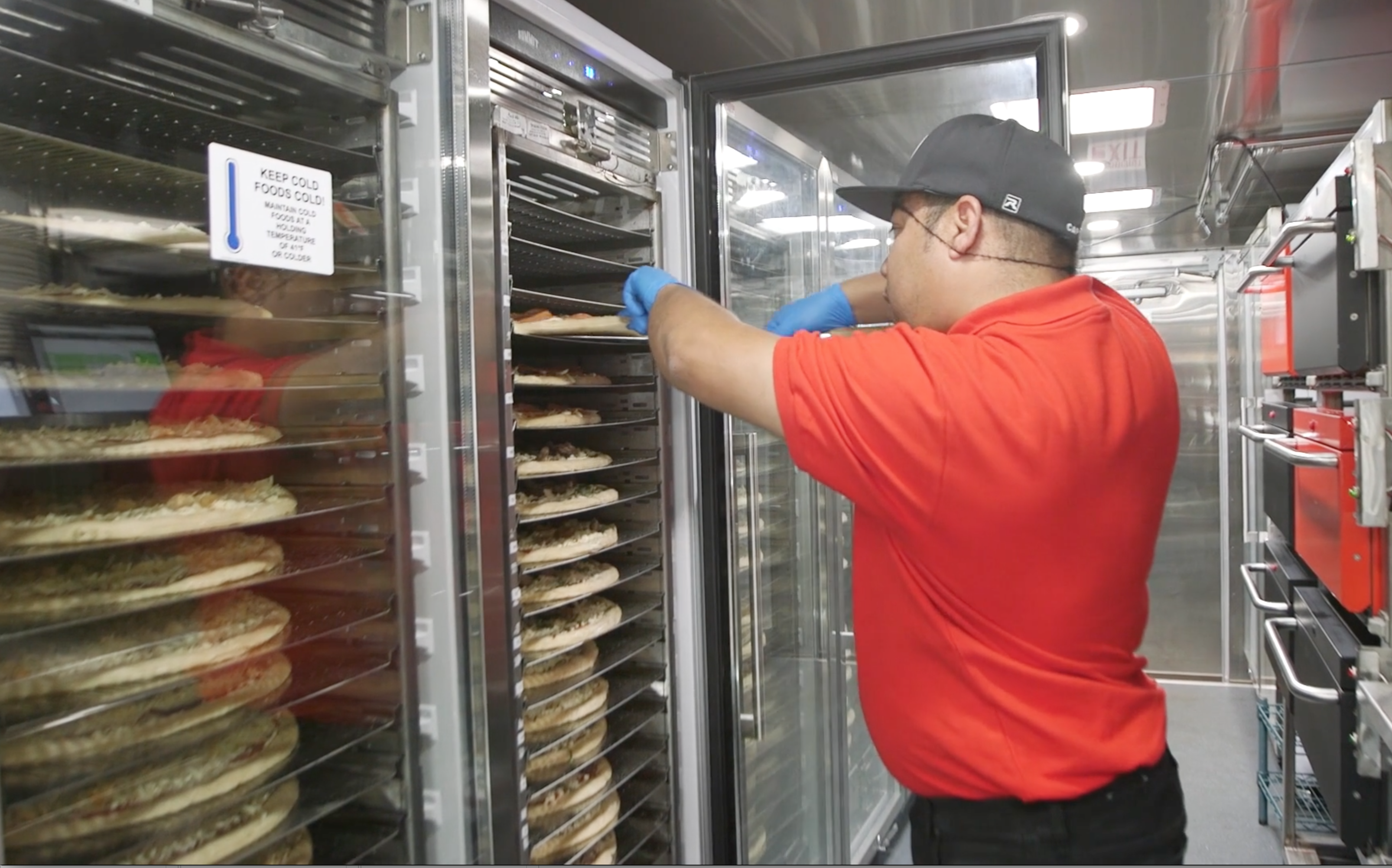 Welbilt Zume Pizza Partner For Next Generation Delivery