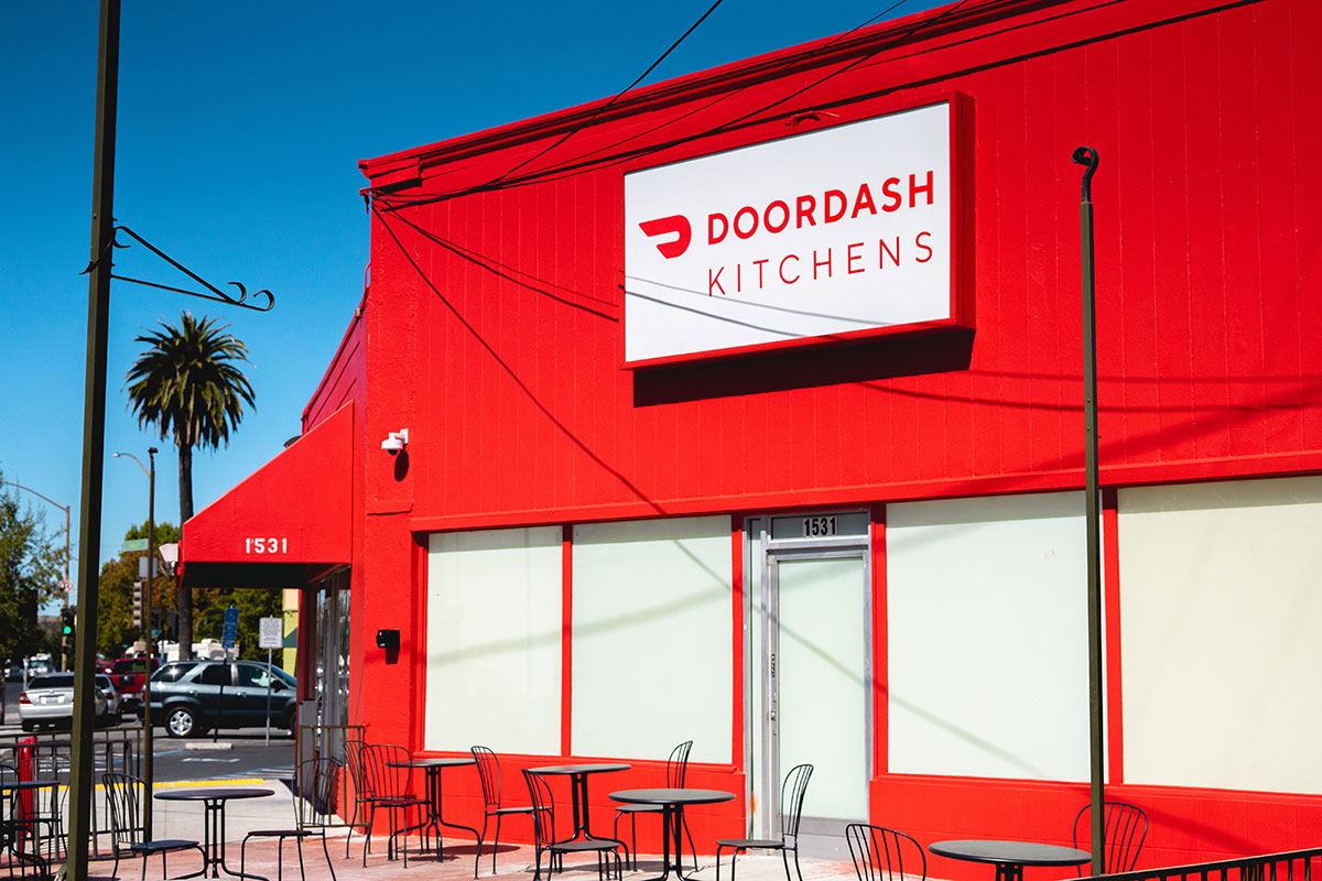DoorDash Kitchen