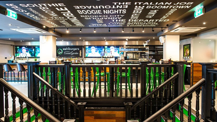 Wahlburger's opening