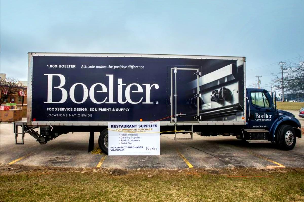 Boelter Pop-Up